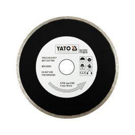 Yato Kotouč diamantový 200 x 25,4 x 2,2 mm hladký