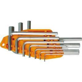 Vorel Sada klíčů imbus 10 ks 1,5 - 10 mm