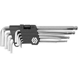Vorel Sada klíčů imbus 9 ks s kuličkou