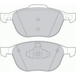 Brzdové destičky FERODO PREMIER FE FDB1594