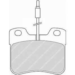 Brzdové destičky FERODO FE FDB745