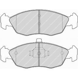 Brzdové destičky FERODO SL (Target) FE FSL1168