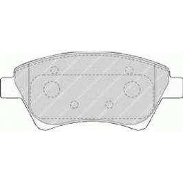 Brzdové destičky FERODO SL (Target) FE FSL1544