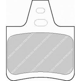 Brzdové destičky FERODO SL (Target) FE FSL615