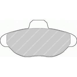 Brzdové destičky FERODO SL (Target) FE FSL749
