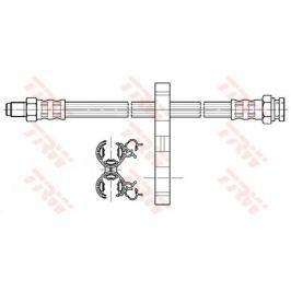 Brzdová hadice PHB306