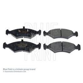 Sada brzdových destiček, kotoučová brzda Automotive Distributors Ltd ADG04238 BLU