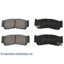 Sada brzdových destiček, kotoučová brzda Automotive Distributors Ltd ADG04292 BLU