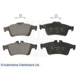 Sada brzdových destiček, kotoučová brzda Automotive Distributors Ltd ADN142114 BLU