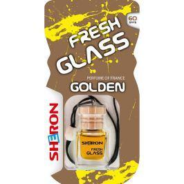 SHERON Osvěžovač Fresh Glass Golden 6 ml