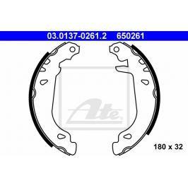 Sada brzdových čelistí ATE AT 650261