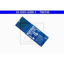 ABS - Testovací karta magnetických kroužků AT 760130