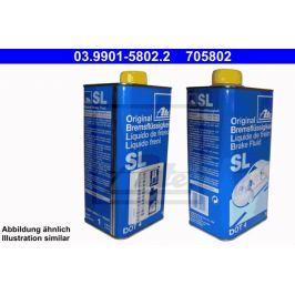 Brzdová kapalina ATE - SL DOT 4 - 1 L AT 705802 03.9901-5802.2 ATE