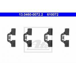 Sada příslušenství kotoučové brzdy ATE AT 610072