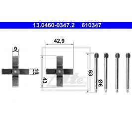 Sada příslušenství kotoučové brzdy ATE AT 610347
