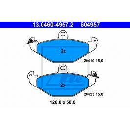 Sada brzdových destiček ATE AT 604957