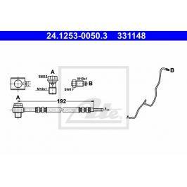 Brzdová hadice ATE AT 331148