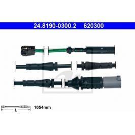 Výstražný kontakt, opotřebení obložení AT 620300