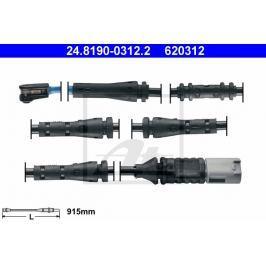 Výstražný kontakt, opotřebení obložení AT 620312 Auto-moto