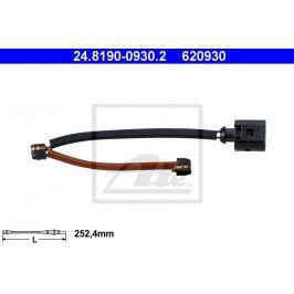 Výstražný kontakt, opotřebení obložení ATE AT 620930 Auto-moto