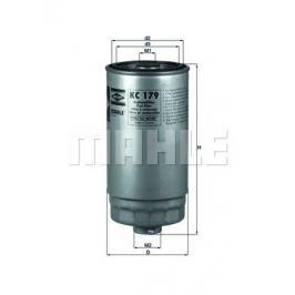 palivovy filtr MAHLE Aftermarket GmbH KC 179 MAH