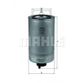 palivovy filtr MAHLE Aftermarket GmbH KC 186 MAH
