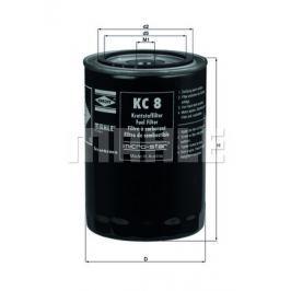 palivovy filtr MAHLE Aftermarket GmbH KC 8 MAH