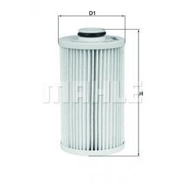palivovy filtr MAHLE Aftermarket GmbH KX 344D MAH