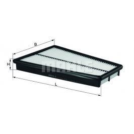 Vzduchový filtr MAHLE Aftermarket GmbH LX 1022 MAH
