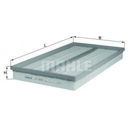 Vzduchový filtr MAHLE Aftermarket GmbH LX 1573 MAH