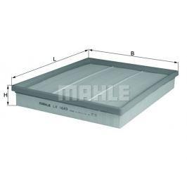 Vzduchový filtr MAHLE Aftermarket GmbH LX 1683 MAH