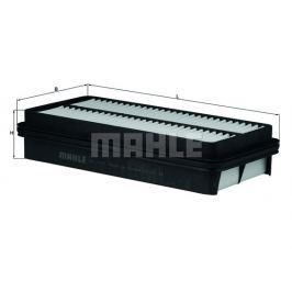 Vzduchový filtr MAHLE Aftermarket GmbH LX 1691 MAH