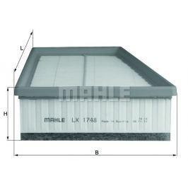 Vzduchový filtr MAHLE Aftermarket GmbH LX 1748 MAH