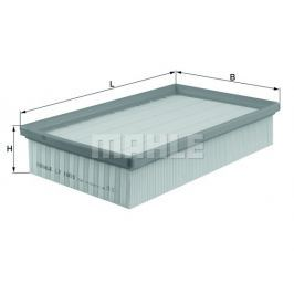Vzduchový filtr MAHLE Aftermarket GmbH LX 1803 MAH