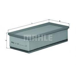 Vzduchový filtr MAHLE Aftermarket GmbH LX 1837 MAH