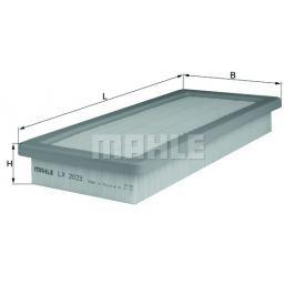 Vzduchový filtr MAHLE Aftermarket GmbH LX 2023 MAH