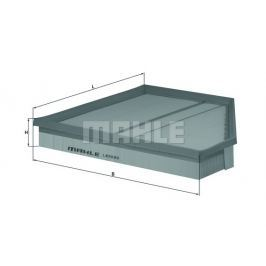 Vzduchový filtr MAHLE Aftermarket GmbH LX 2098 MAH
