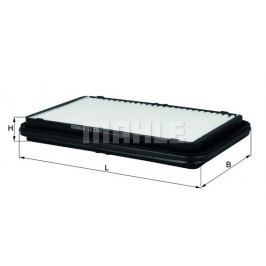 Vzduchový filtr MAHLE Aftermarket GmbH LX 3369 MAH