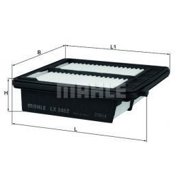 Vzduchový filtr MAHLE Aftermarket GmbH LX 3462 MAH