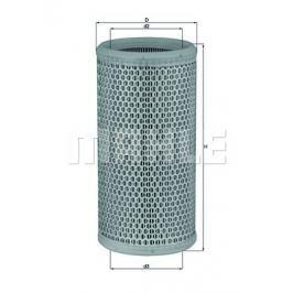 Vzduchový filtr MAHLE Aftermarket GmbH LX 519 MAH
