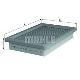 Vzduchový filtr MAHLE Aftermarket GmbH LX 534 MAH