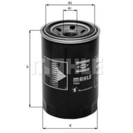 Olejový filtr MAHLE Aftermarket GmbH OC 274 MAH