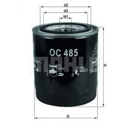 Olejový filtr MAHLE Aftermarket GmbH OC 485 MAH