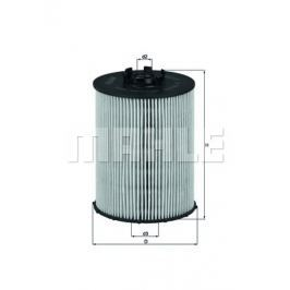 Olejový filtr MAHLE Aftermarket GmbH OX 636D MAH