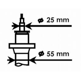 Tlumič pérování ULTRA-SR KYB 325700 325700 KYB