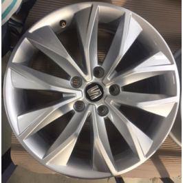 ALU disk SEAT Ateca (Dynamic Diamond Silver) 7Jx17 5/112 ET45 (DEMO) 575601025B