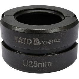 Compass Náhradní čelisti k lisovacím kleštím YT-21735 typ U 25mm