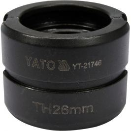 Compass Náhradní čelisti k lisovacím kleštím YT-21735 typ TH 26mm