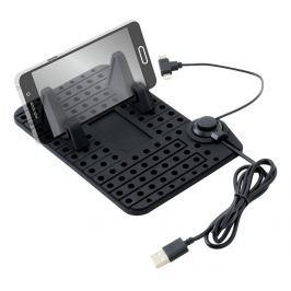 Compass Držák telefonu s podložkou a kabelem micro USB