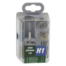 Compass Žárovky servisní box univerzální H1 GREEN